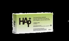 HAp+ imeskelytabl. inkivääri-lime 16 kpl