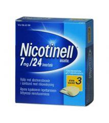 NICOTINELL 7 mg/24 h depotlaast 21 kpl
